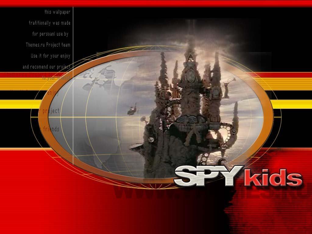 Wallpapers Backgrounds   Spy Kids Wallpaper 1024x768 1024x768