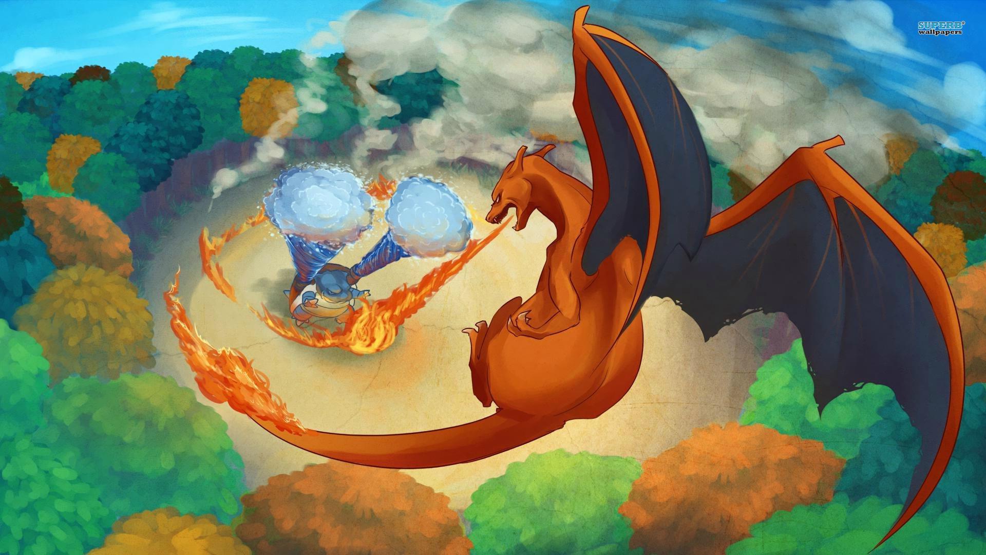 pokemon wallpaper HD for desktop 7 1920x1080