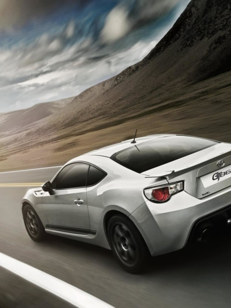 Toyota GT86 HD Wallpaper HD Wallpapers 768x1024