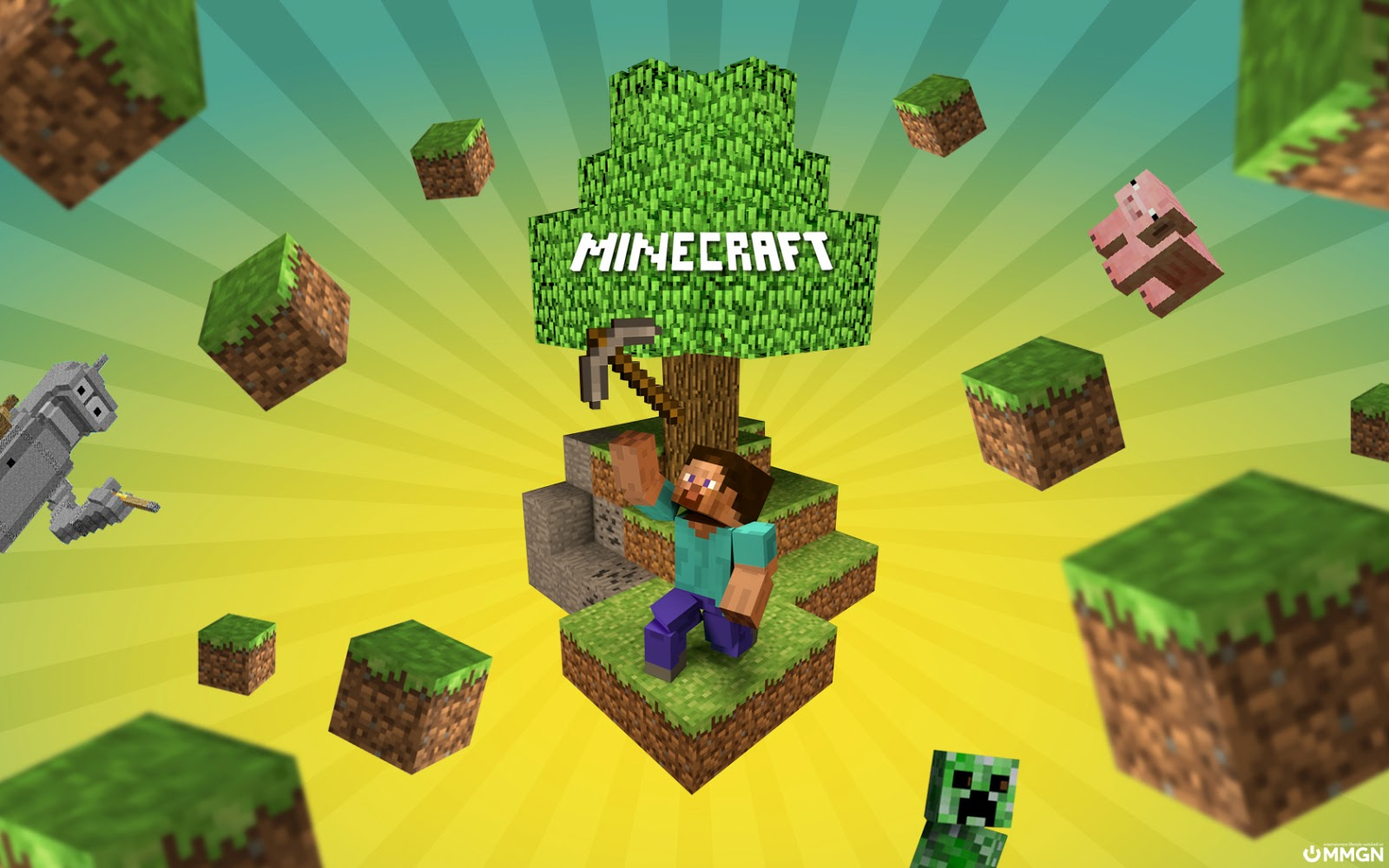 Minecraft Wallpapers BackgroundsBest Wallpapers HD Backgrounds 1600x1000