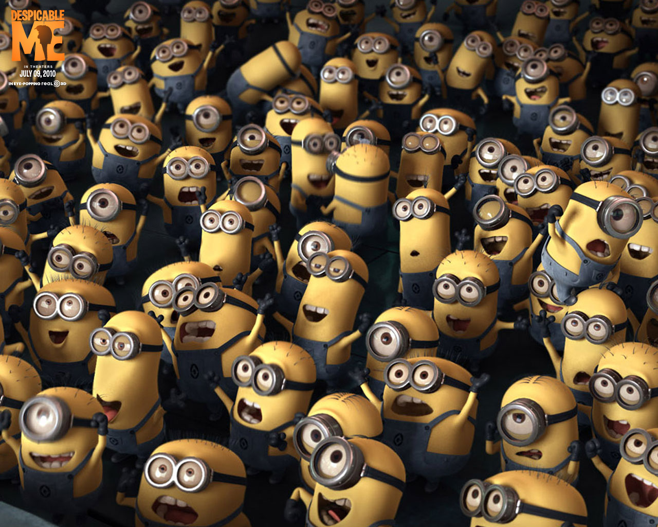 Despicable Me Wallpaper Gallery   Movie Wallpapers 1280x1024