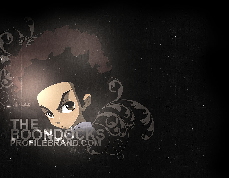 Related Pictures boondocks wallpaper iphone 900x700