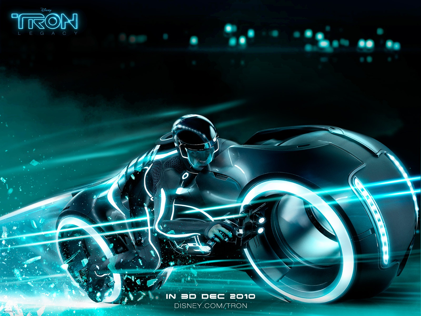 Tron Legacy 3D Wallpapers HD Wallpapers 1600x1200