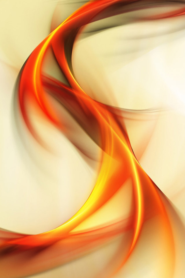 Free Download Abstract Colour Background Orange Simply