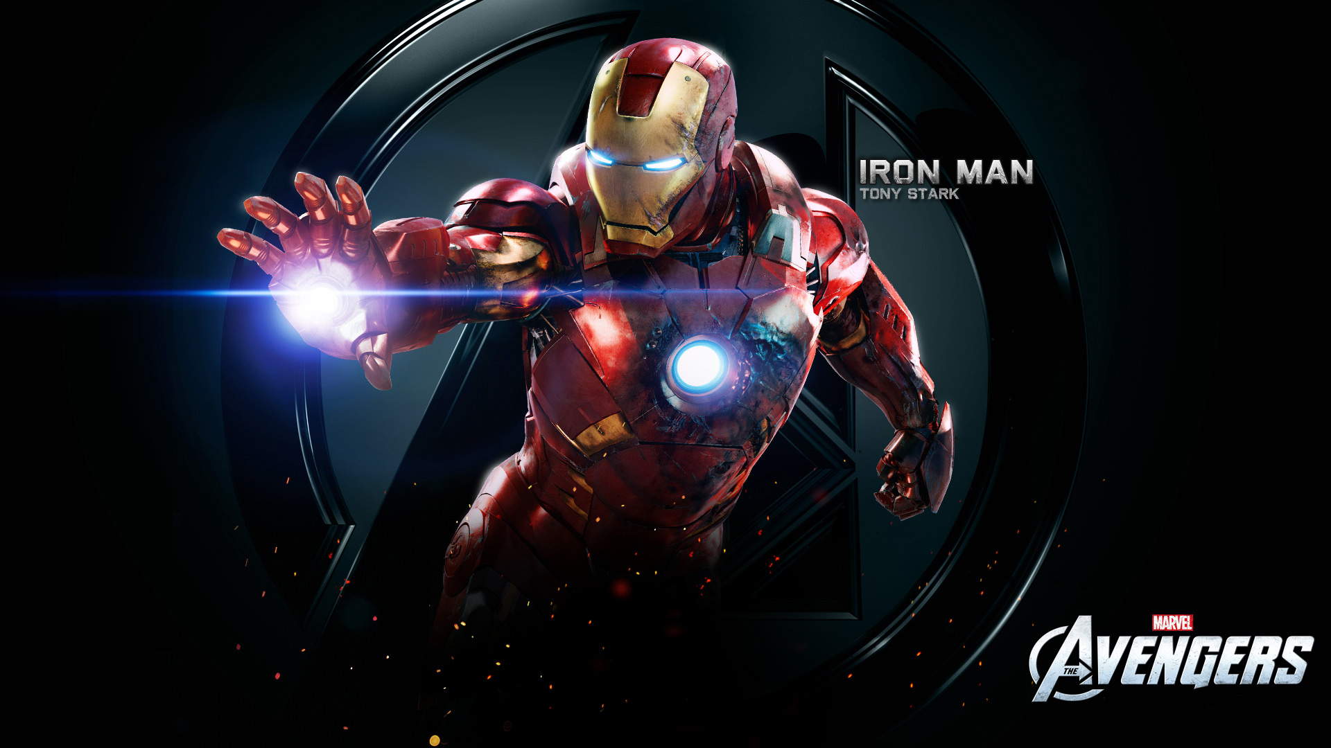 Iron Man Tony Stark Wallpapers HD Wallpapers 1920x1080