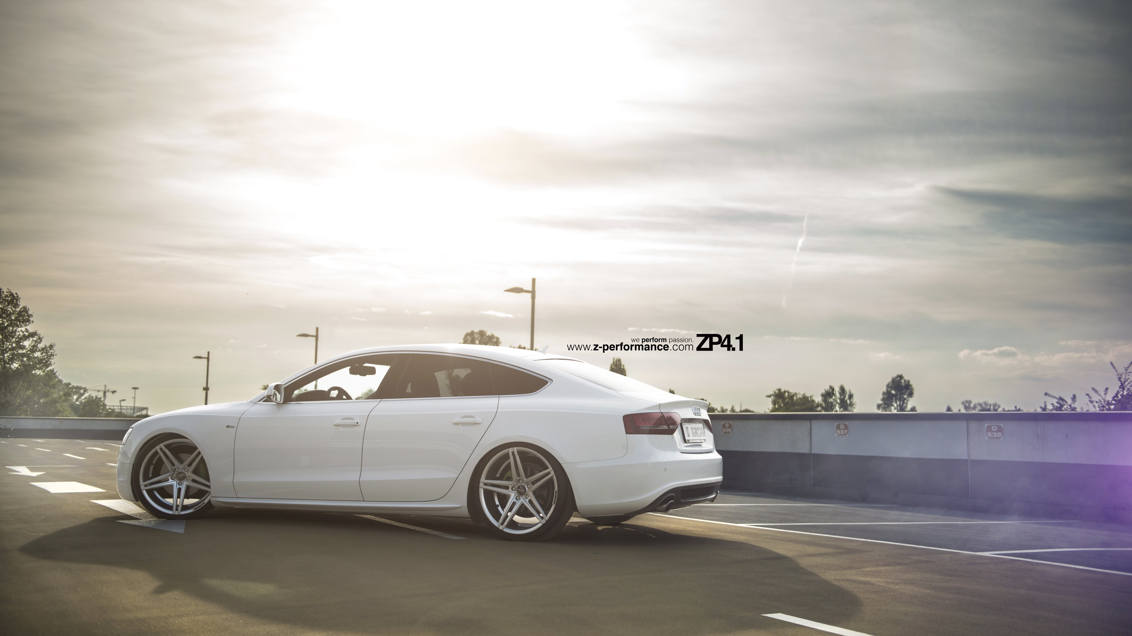 Audi A5 Sportback Wallpapers HD Wallpapers 3840x2160