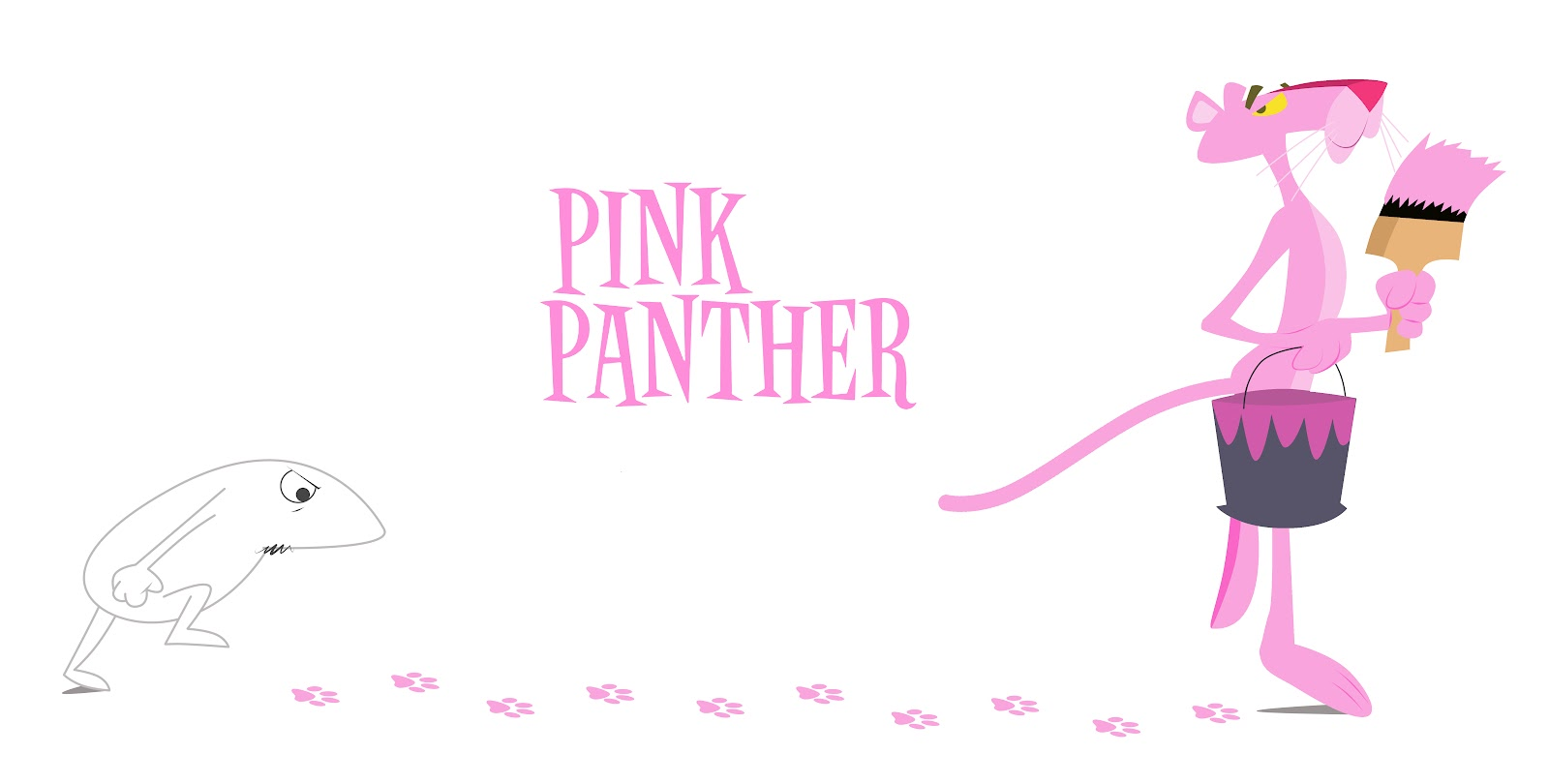 Pink Panther HD Wallpapers High Definition 1600x810