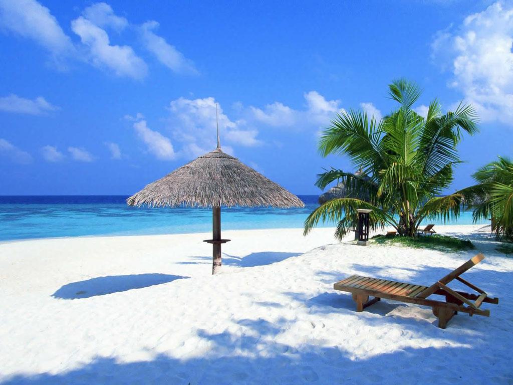 Gambar Pantai Pasir Putih Terindah Digalericom 1024x768