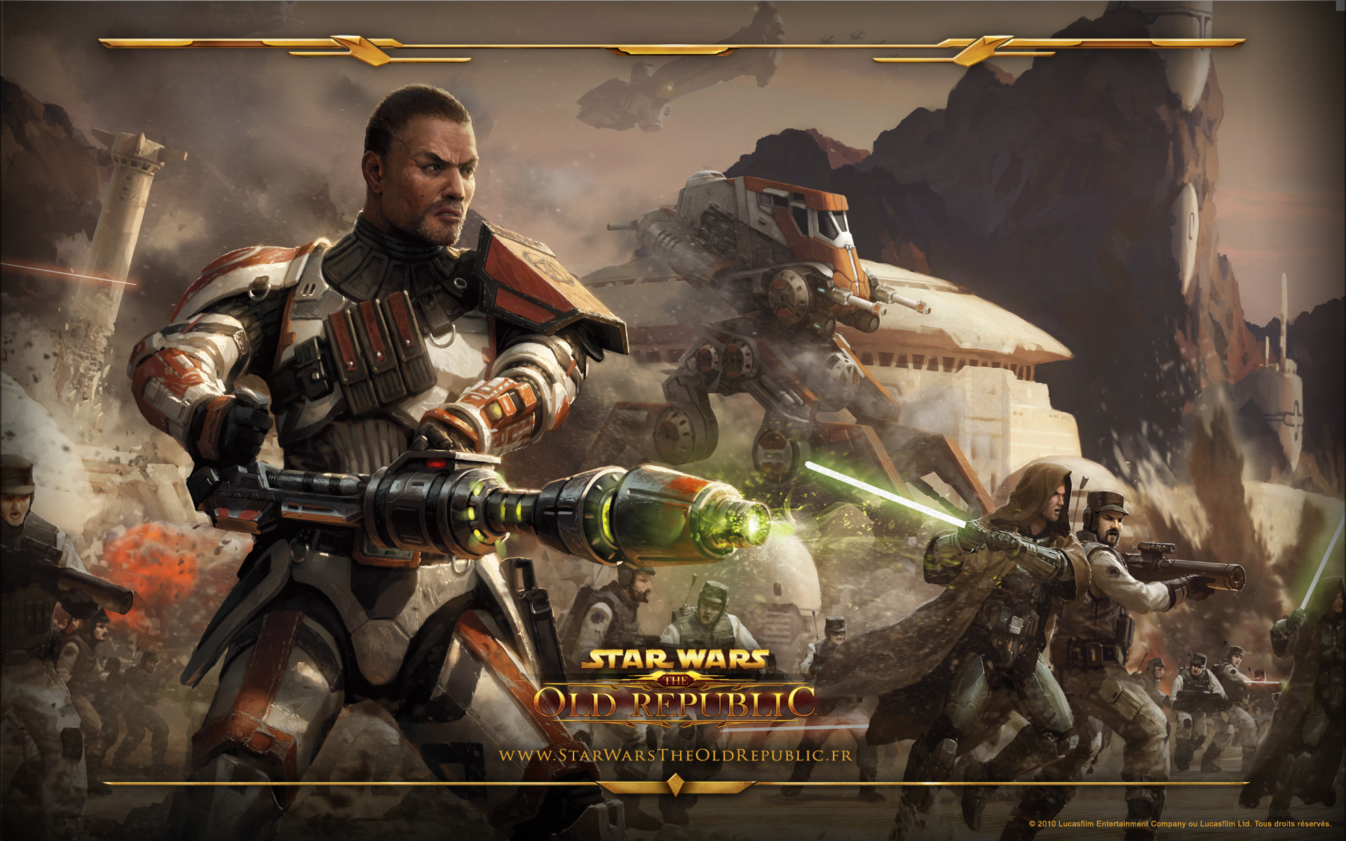 Wars images Star wars The Old Republic wallpaper photos 26970328 1920x1200