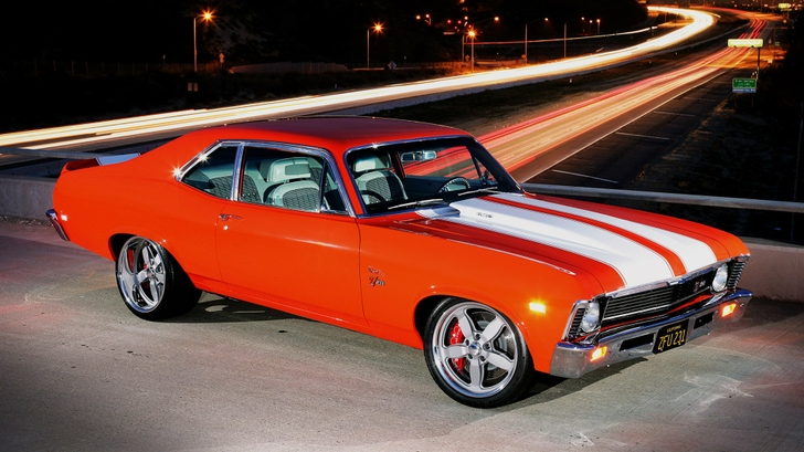 muscle cars widescreen chevy nova 1920x1080 wallpaper Car Muscle car 728x409