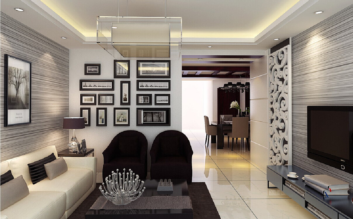 Wallpaper For Living Room 3d Room Wallpaper Wallpapersafari
