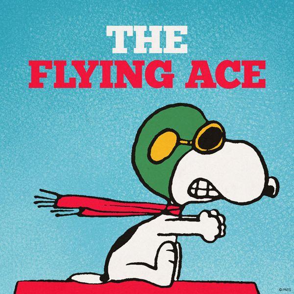 [49+] Snoopy Flying Ace Wallpaper On WallpaperSafari