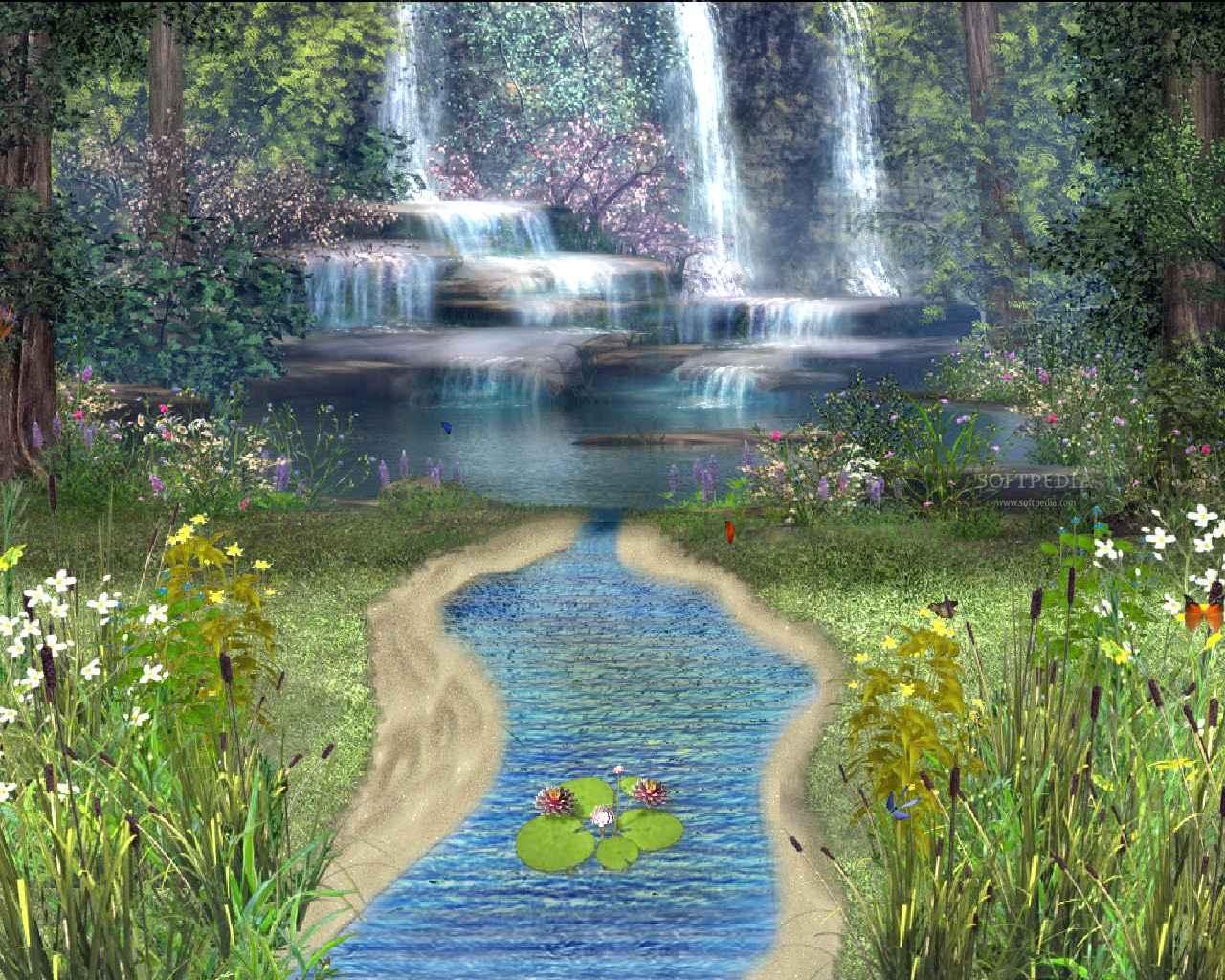 Картинка весна лес анимация, благодарствием