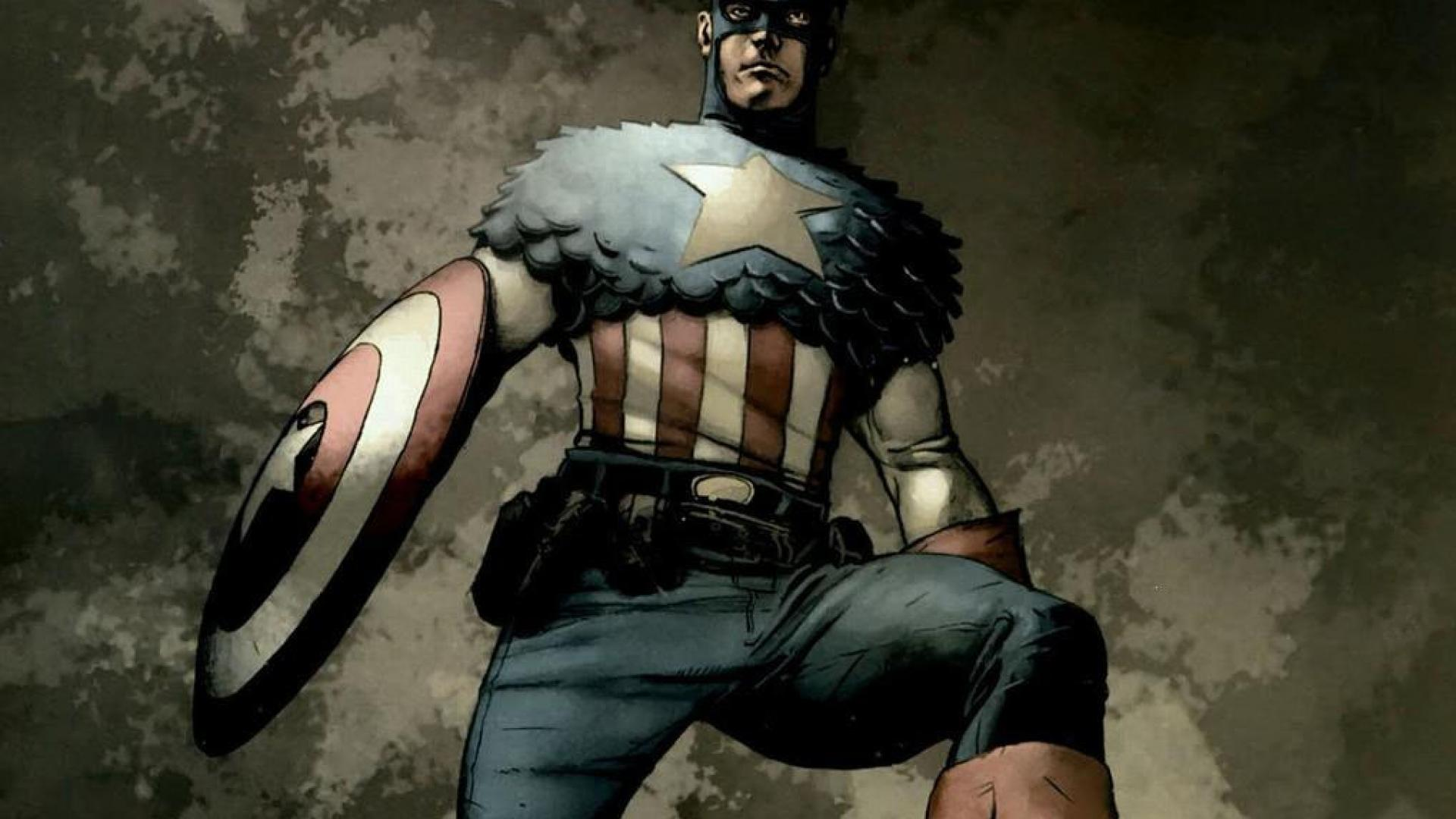 comics captain america marvel hd wallpaper   16970   HQ Desktop 1920x1080