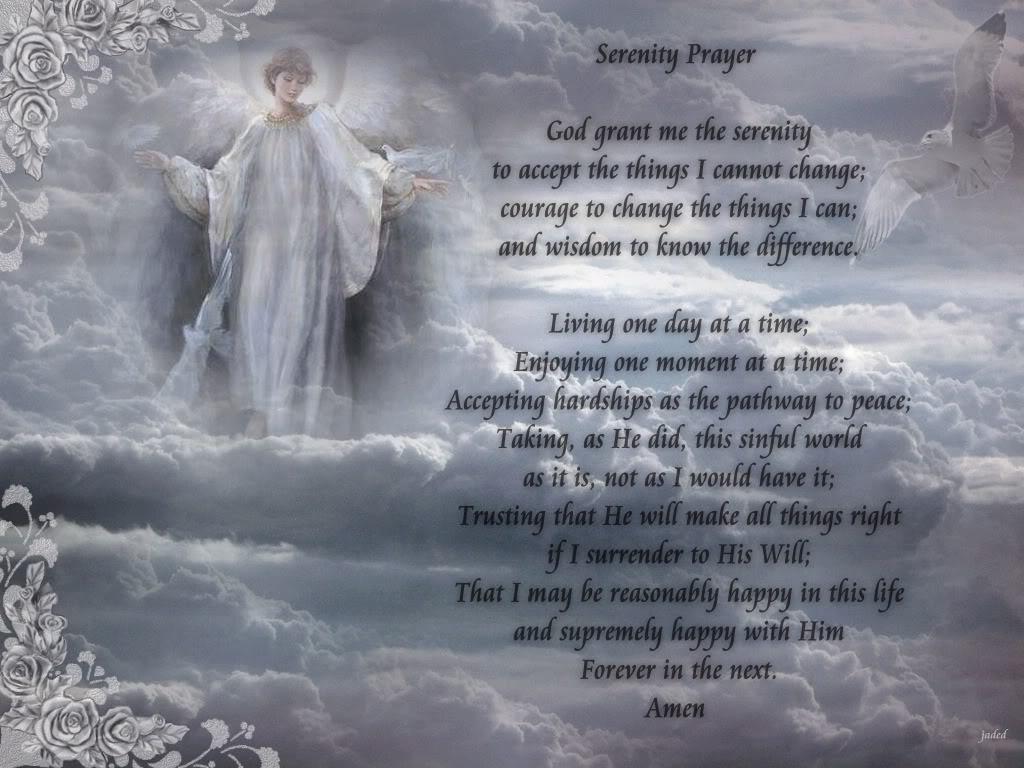 Serenity Prayer Background   Serenity Prayer Wallpaper 1024x768