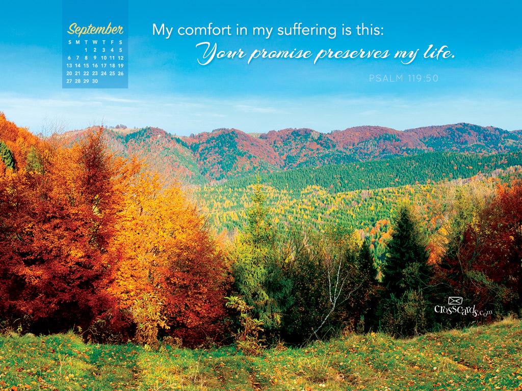 September 2015   Psalm 11950 Desktop Calendar  Monthly Calendars 1024x768