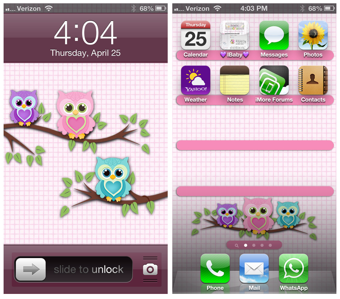 Cute Owl Backgrounds For Iphone I Have Wallpapers To Share 1326x1169