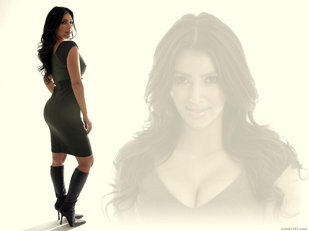 Kim Kardashian High quality wallpaper size 1024x768 of Kim Kardashian 1024x768