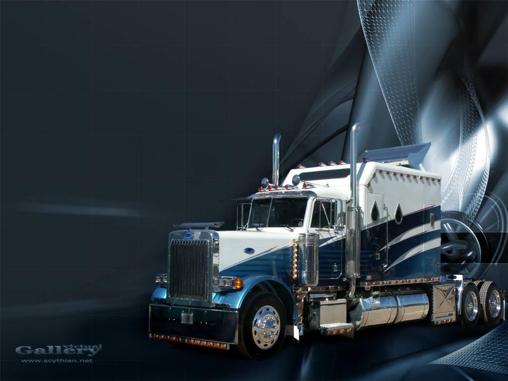 peterbilt truck vehicles wallpaper peterbilt truck peterbilt 1024x768