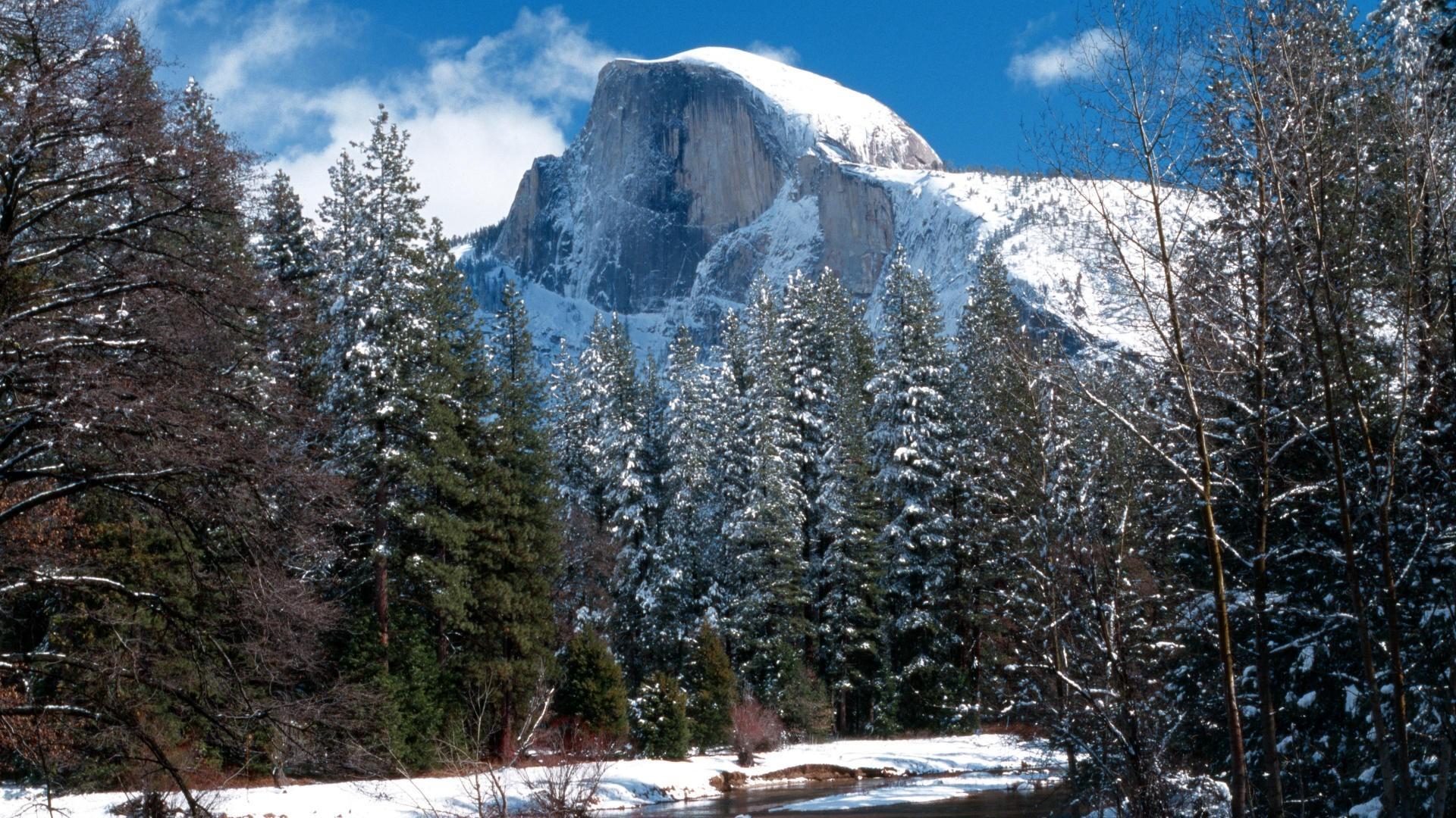 Fondos HD de Yosemite Fondos de pantalla de Estados Unidos 1920x1080