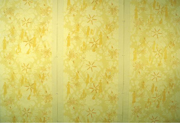 Yellow Wallpaper HD Bright Yellow Wallpaper 600x409