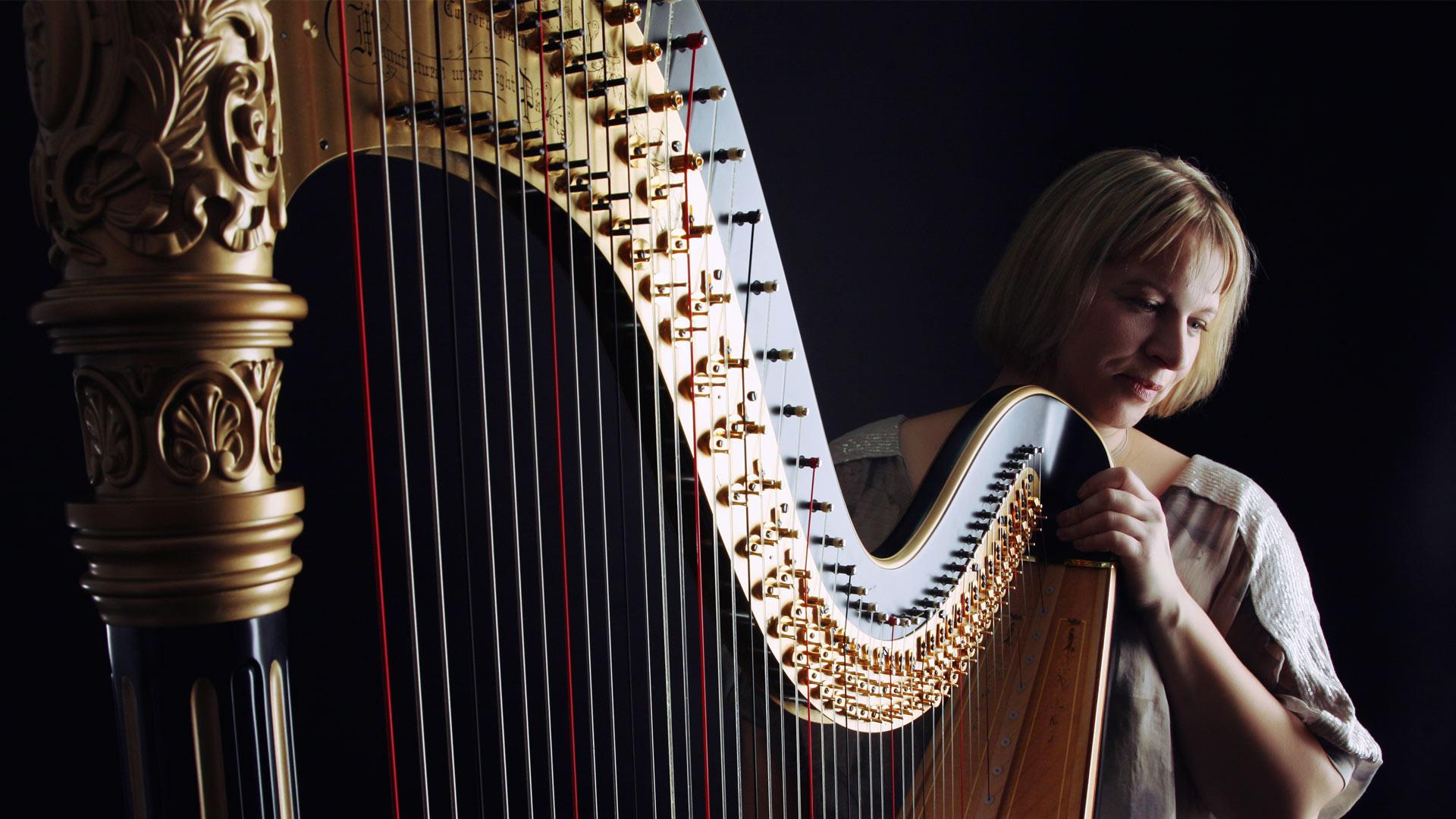 Best 49 Harp Wallpaper on HipWallpaper Sharp Wallpaper Harp 1920x1080