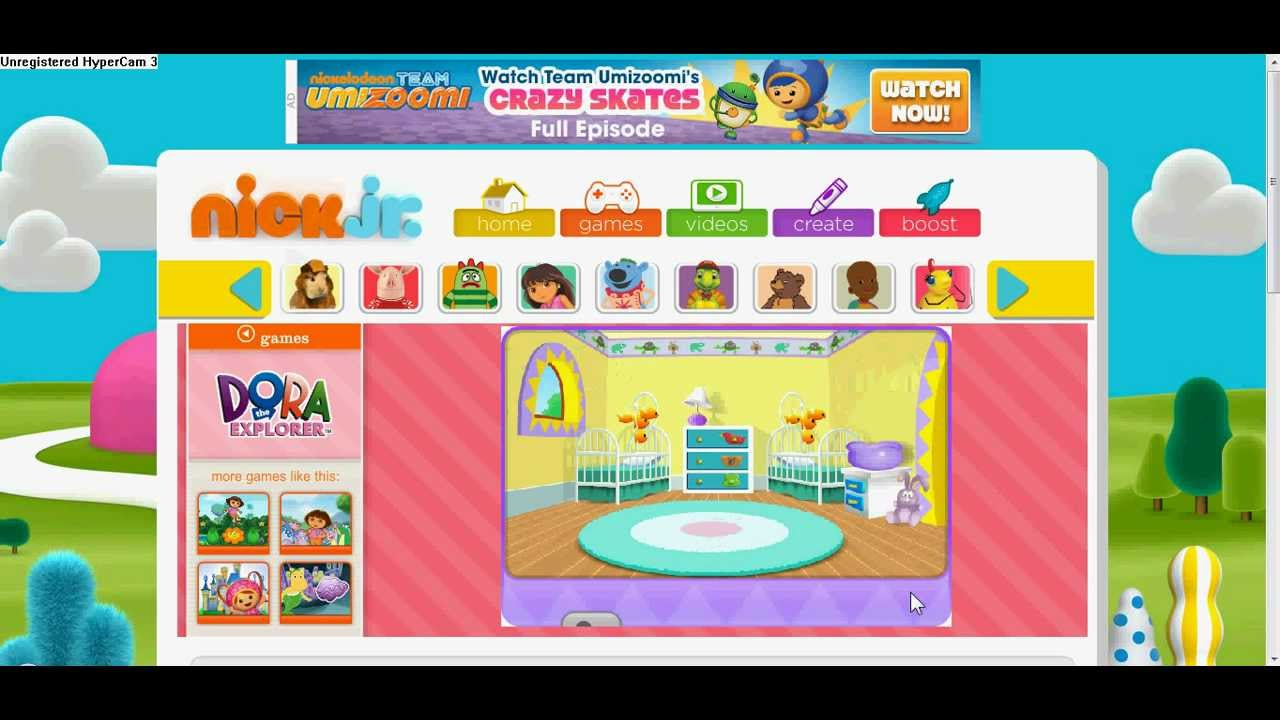 Nick Jr Wallpaper - Wa...
