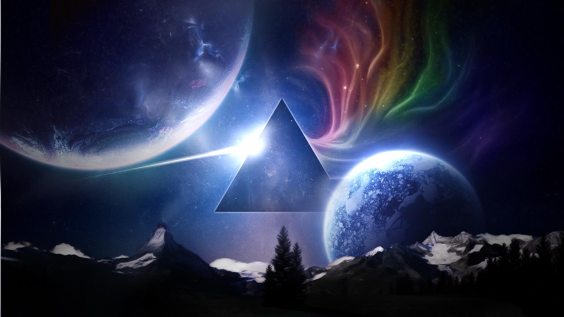 Pink Floyd by Greev 1920x1080