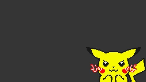 Pikachu pokemon pikachu pokemon red pokemon silver 1920x1080 wallpaper 600x337