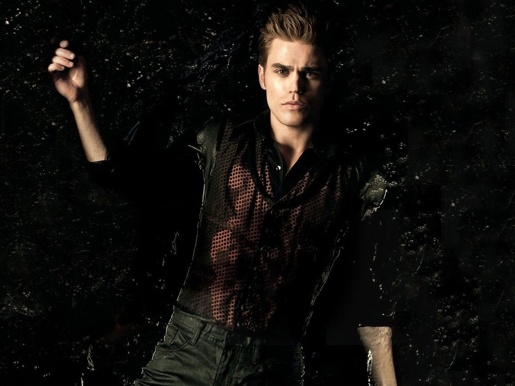 Paul Wallpaper   Paul Wesley Wallpaper 23720493 1024x768