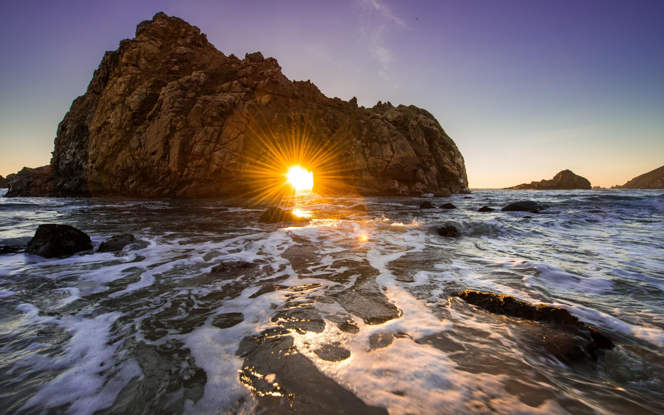 2560x1600px Northern California Coast Wallpaper 2560x1600