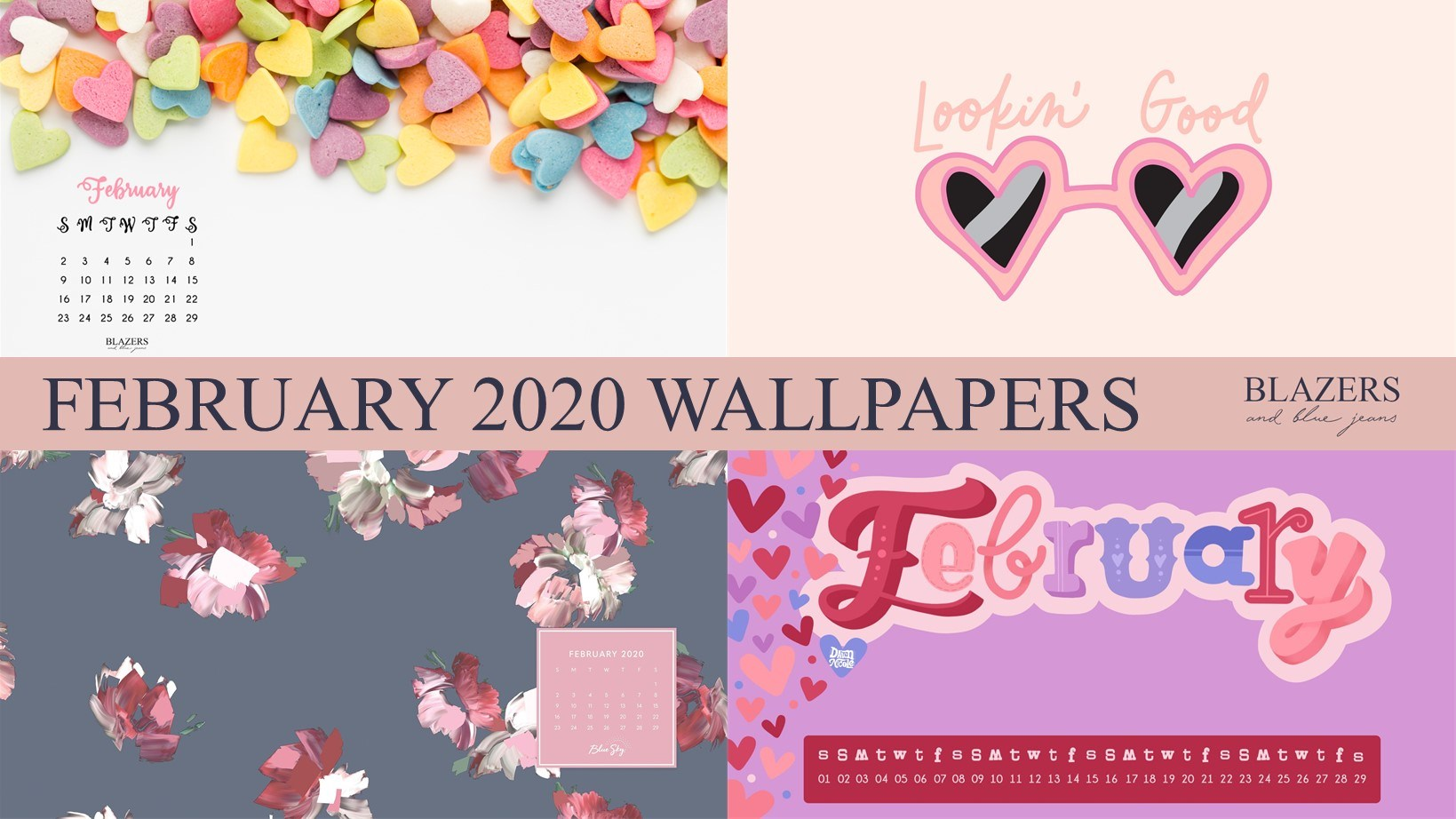 February Wallpapers Blazers and Blue Jeans 1639x922