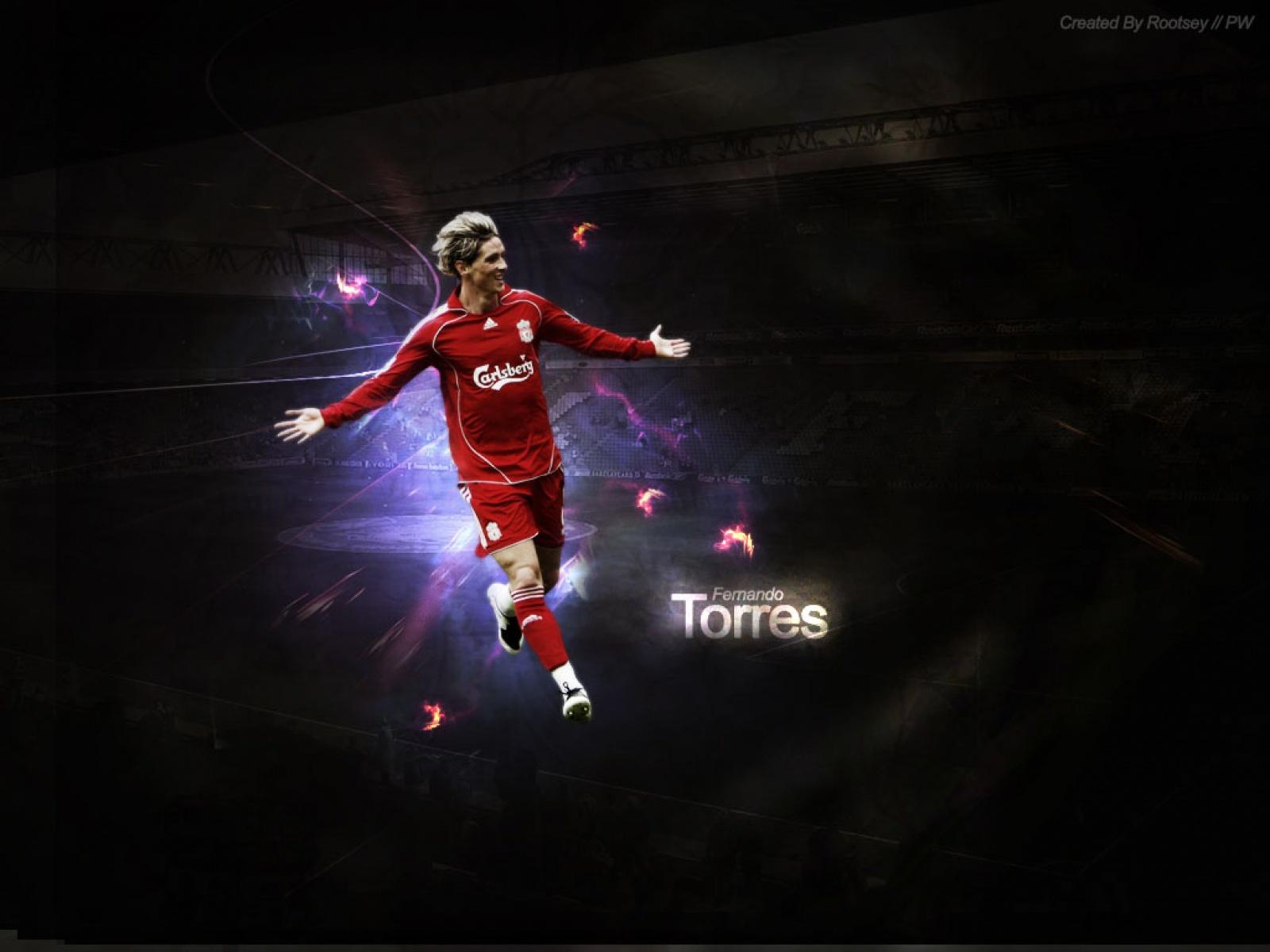 Fernando Torres Star Wallpapers   8671 1600x1200