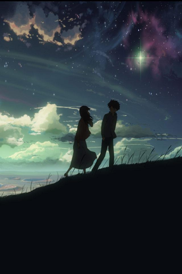iPhone Anime iPhone Wallpaper 640x960