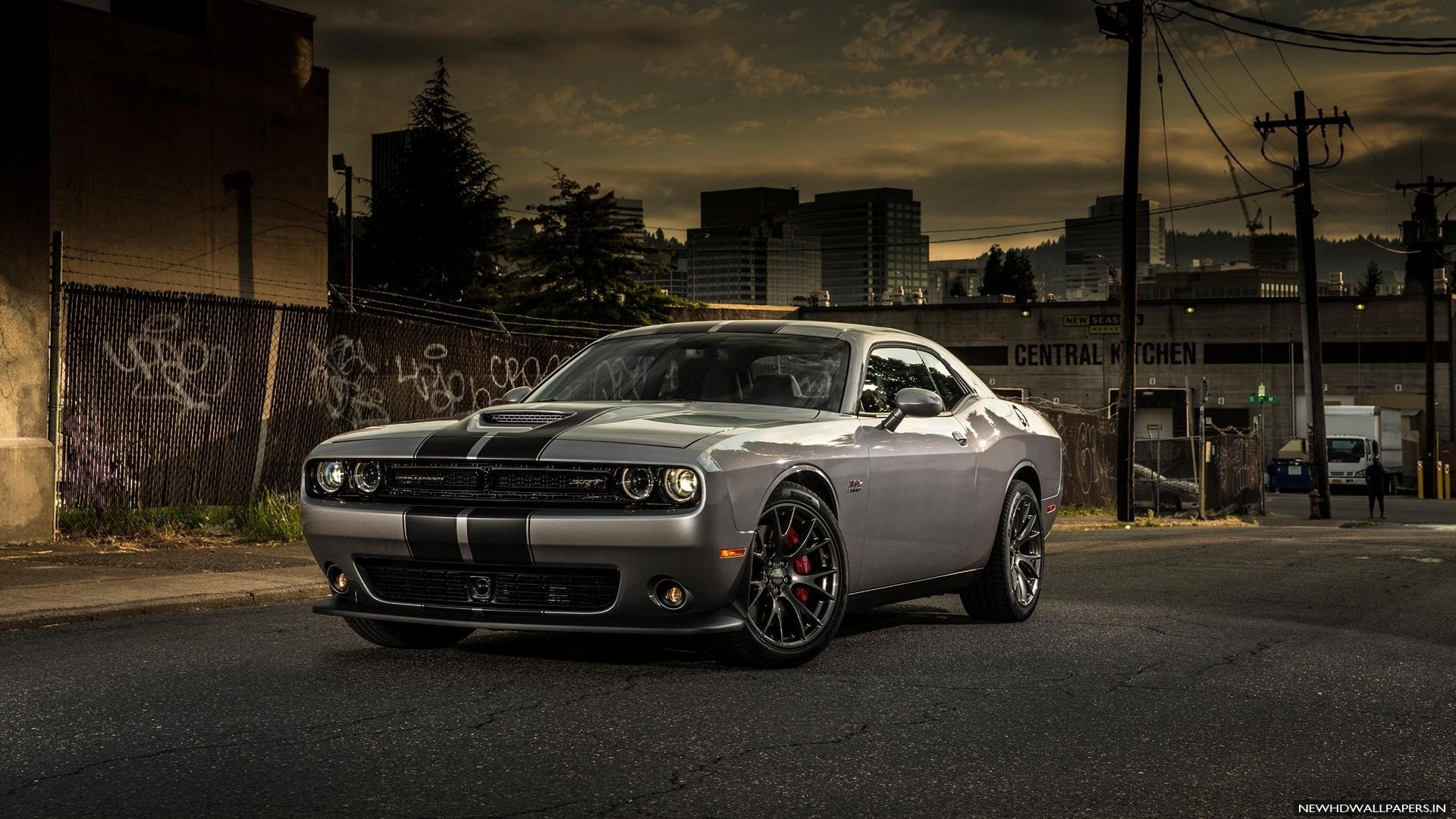 HD Dodge Challenger Wallpapers WallpaperSafari