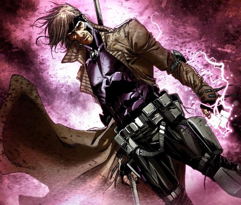 Marvel Gambit X men   Gambit X Men Hd Wallpapers backgrounds 822x700