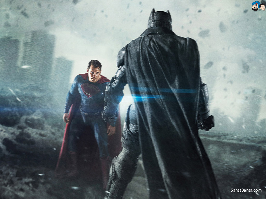 Batman vs Superman Dawn of Justice Movie Wallpaper 19 1024x768