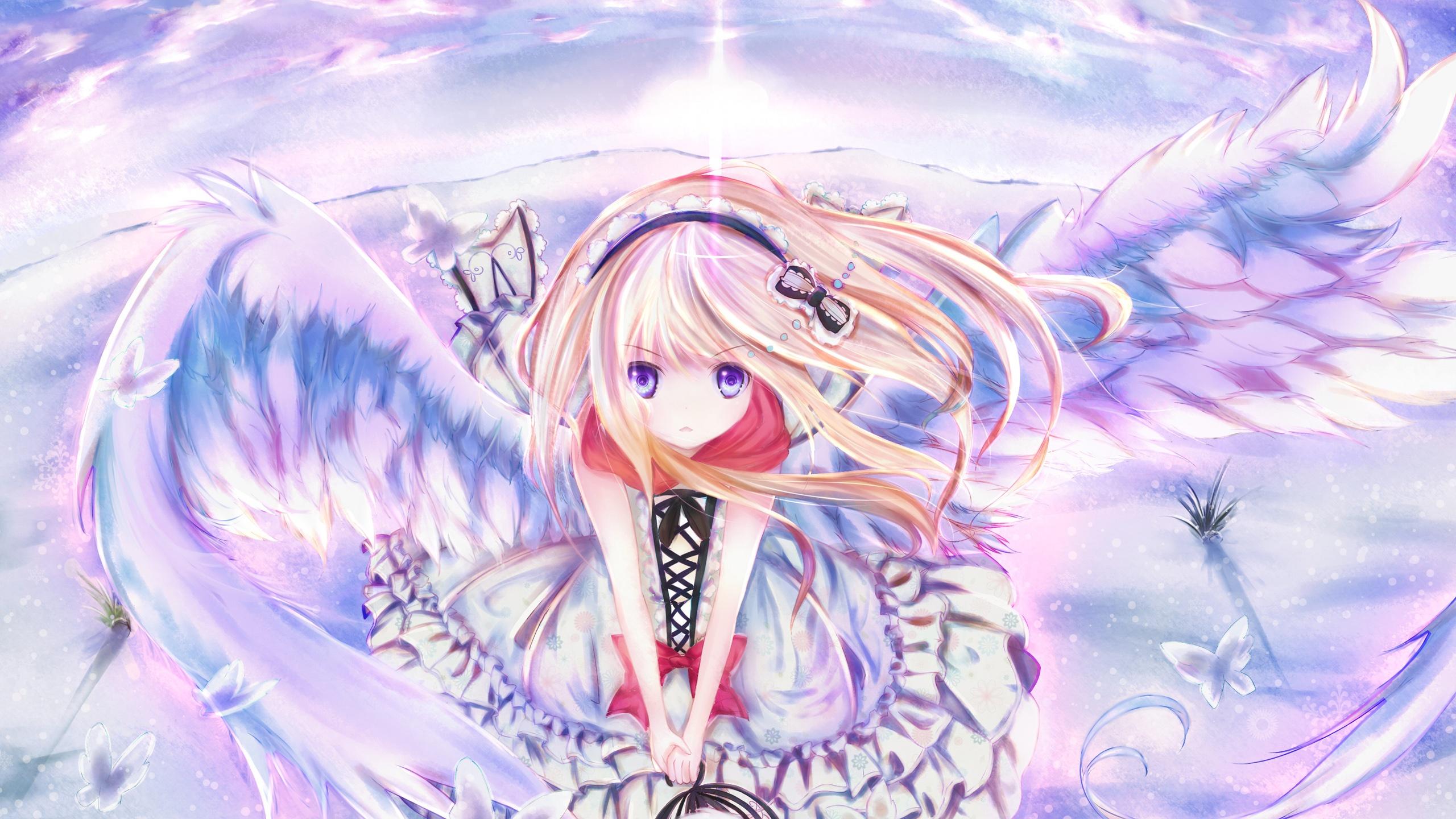 35 2560 X 1440 Wallpaper Anime On Wallpapersafari