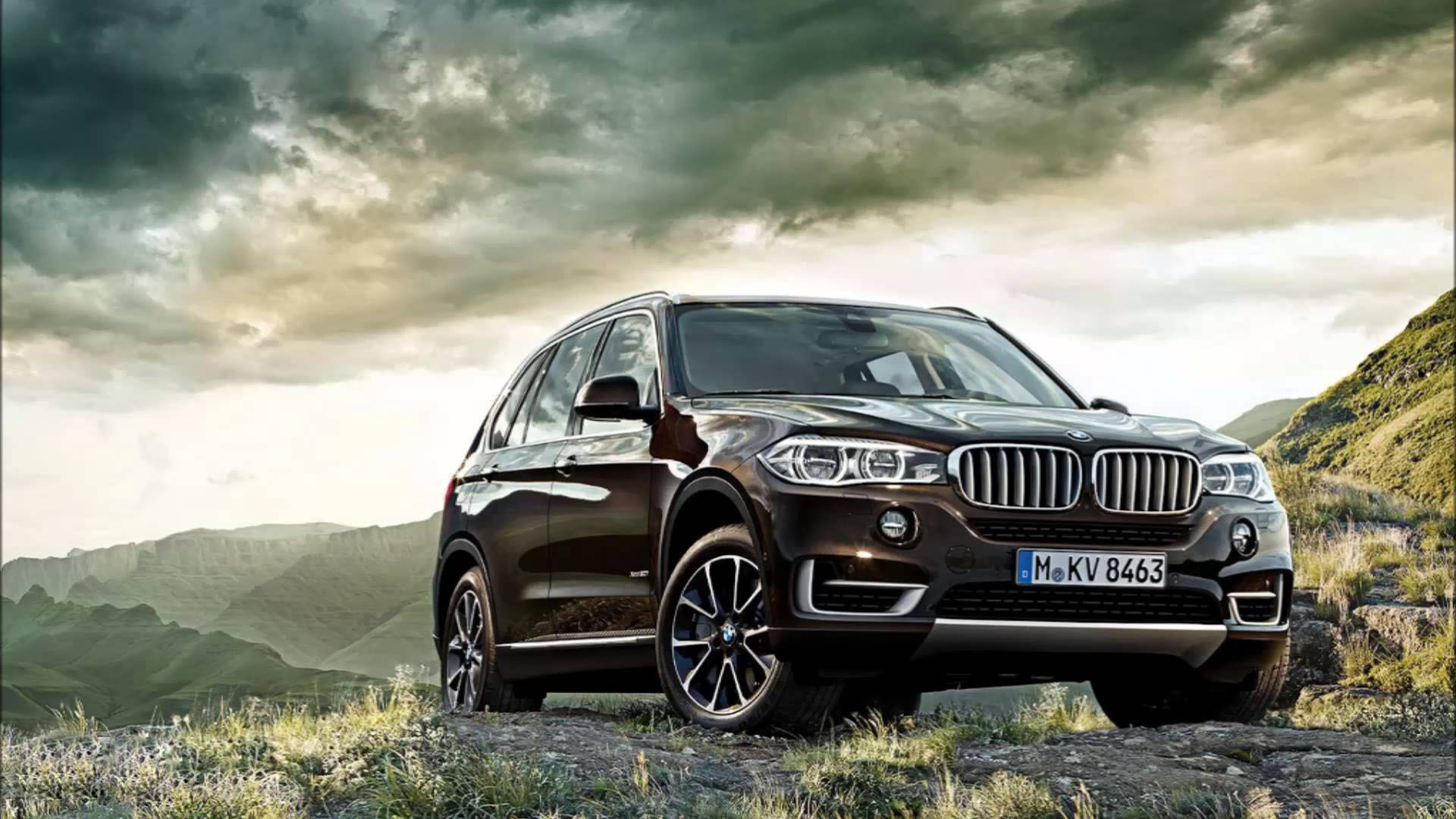 Bmw X5 M Mobile Phone Wallpapers 1920x1080