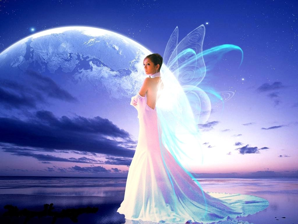 Download Beautiful Fairy Fairies Wallpaper 1024x768 Full HD 1024x768