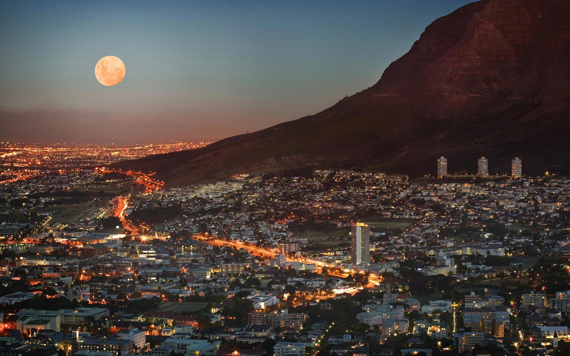 Cape Town HD Wallpapers 7wallpapersnet 1920x1200