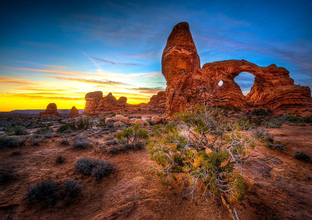 Arches National HD Park Wallpapers 1019x719