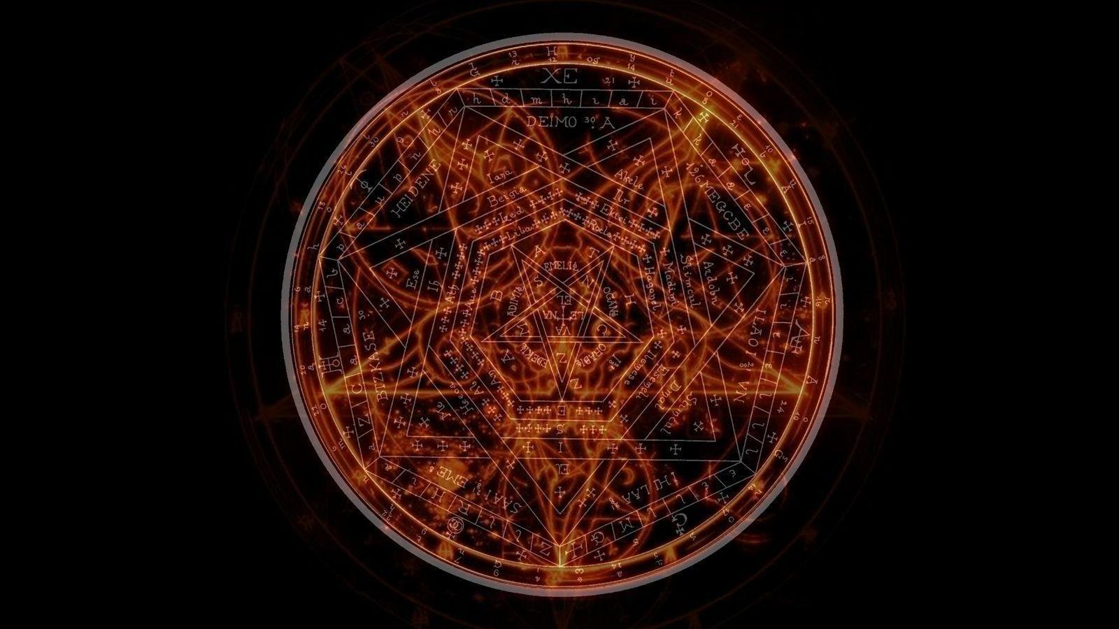 Occult Wallpapers 1600x900