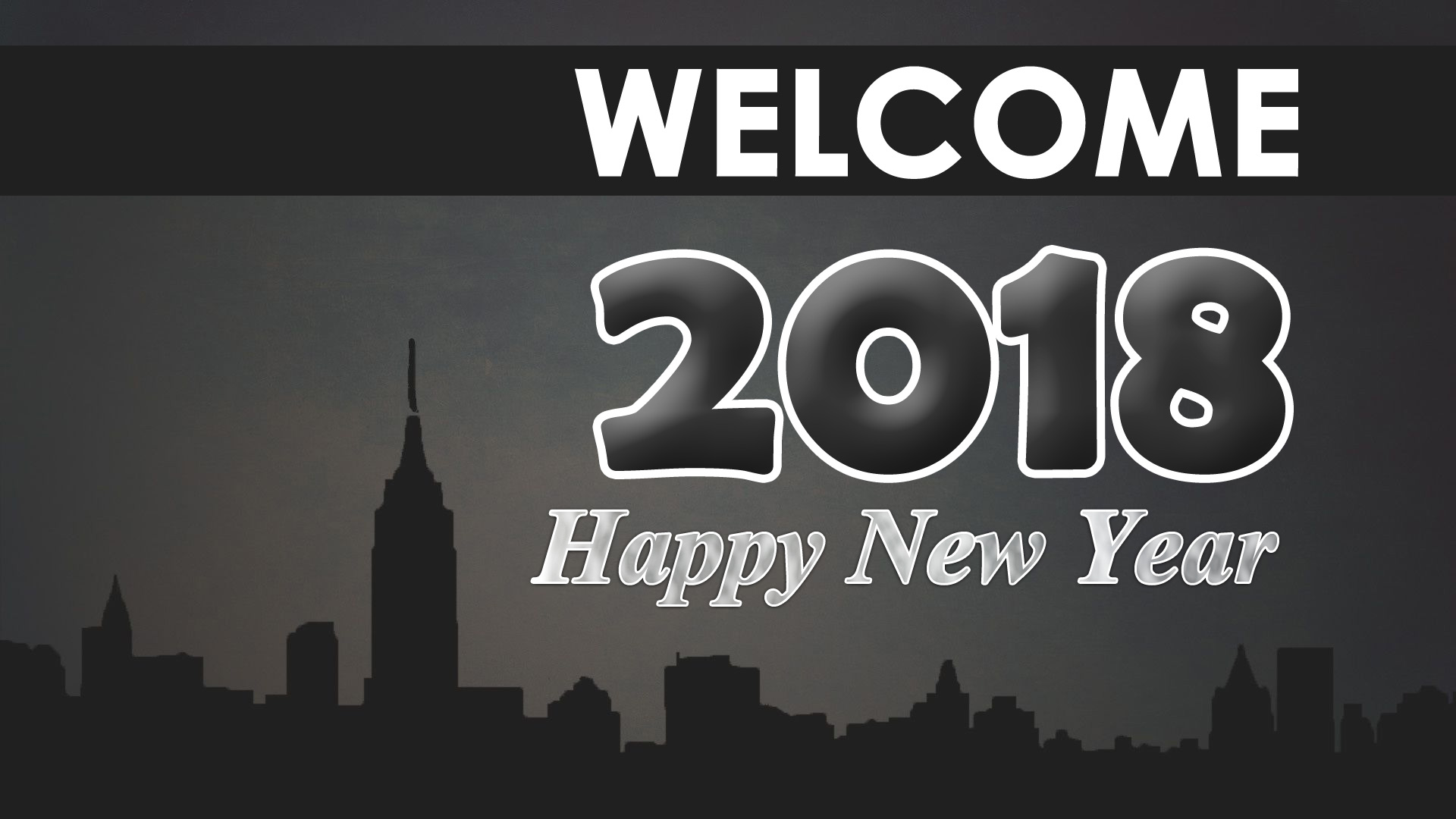 89 Welcome 2018 Wallpapers On Wallpapersafari
