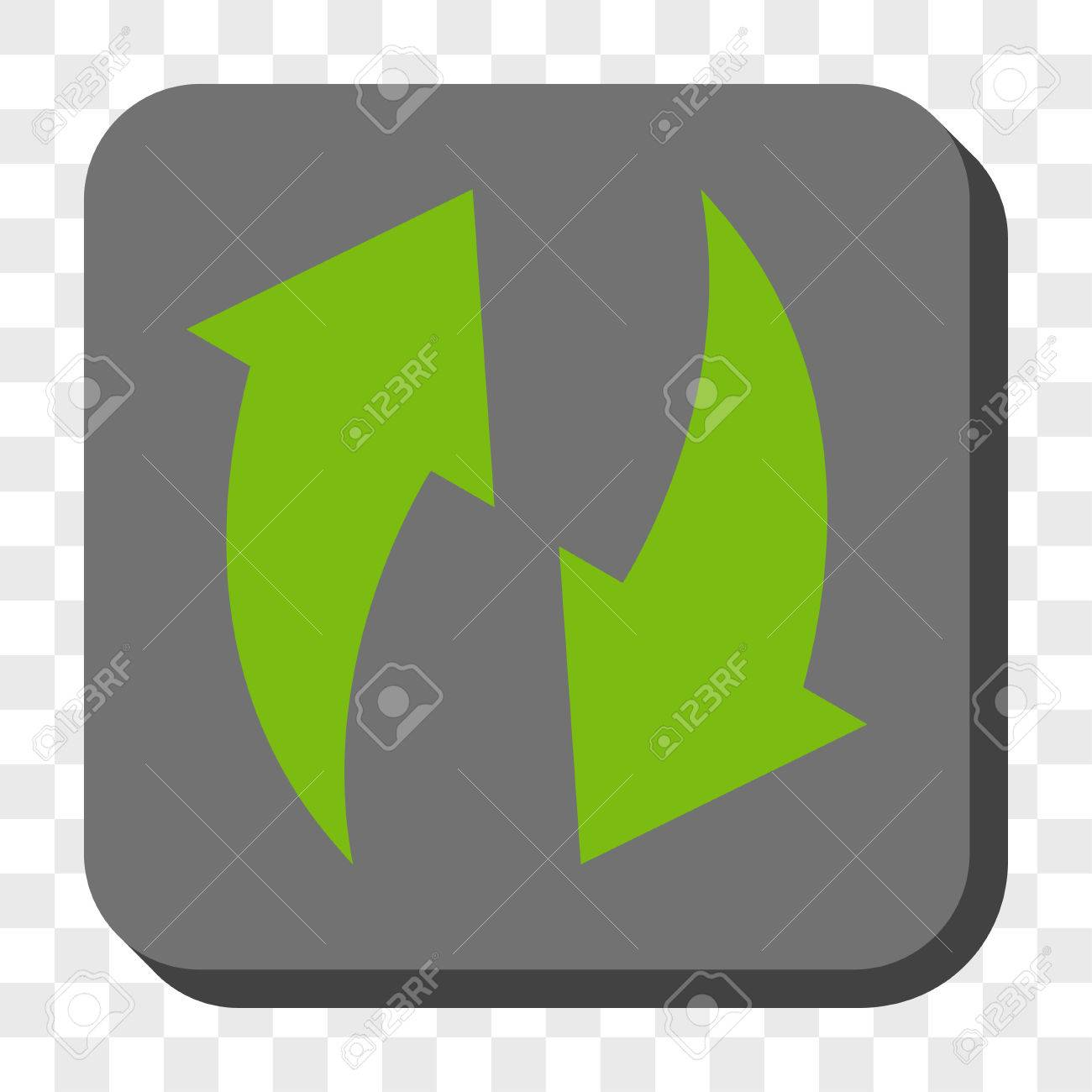 Refresh Toolbar Button Vector Pictogram Style Is A Flat Symbol 1300x1300