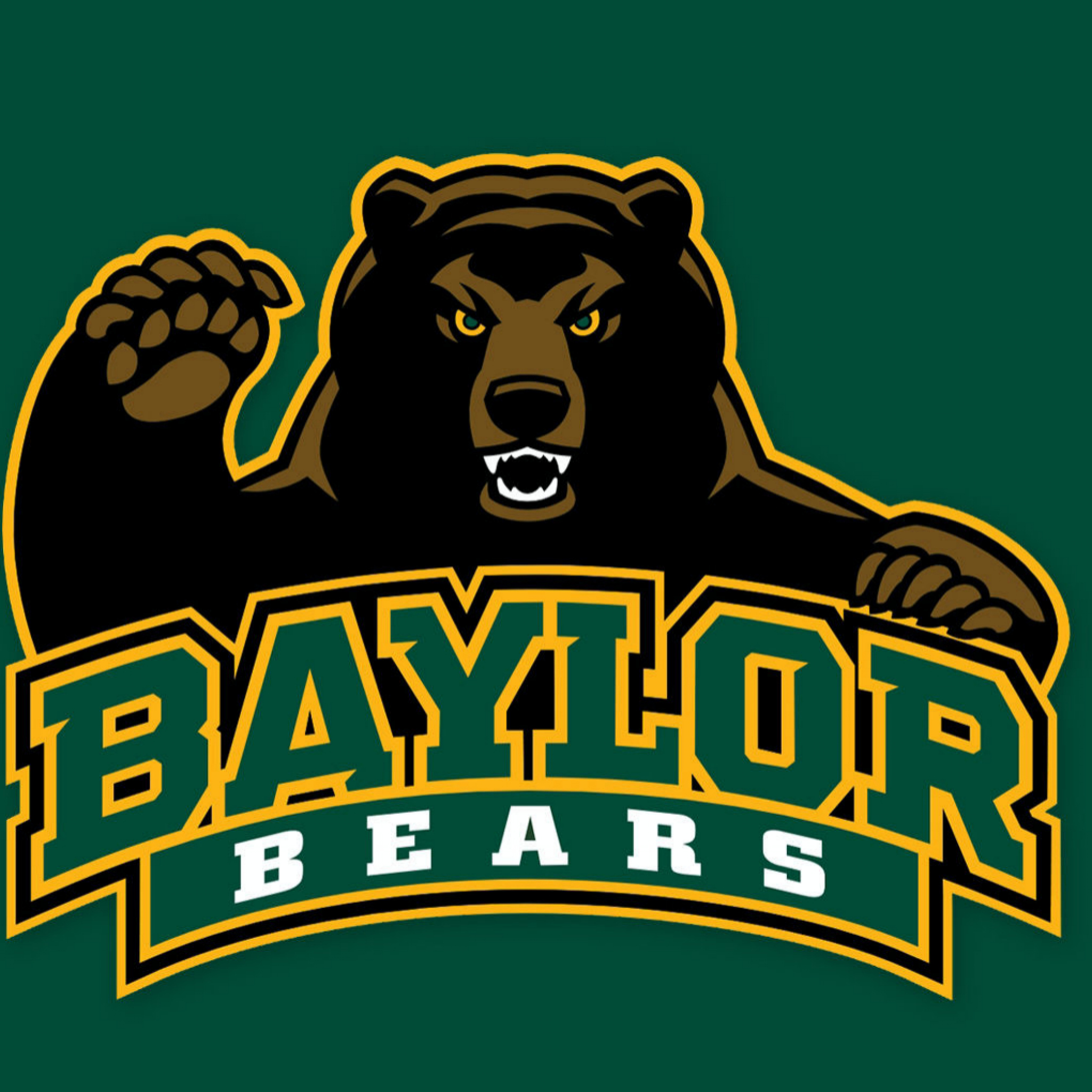 Download Wallpaper 2048x2048 Baylor university Baylor 2048x2048
