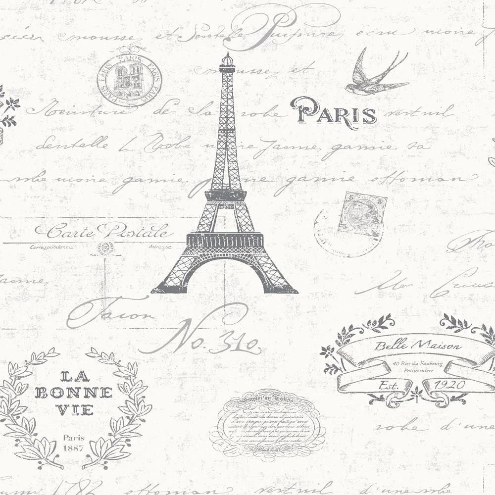 Paris Inspired Wallpaper - WallpaperSafari