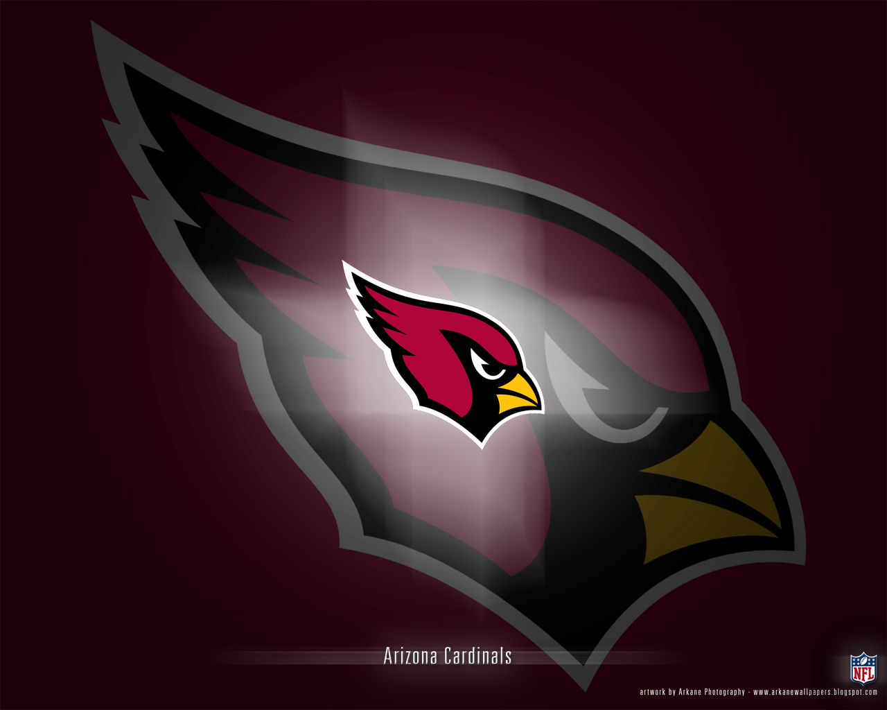 Arkane NFL Wallpapers Arizona Cardinals Vol 1 1280x1024