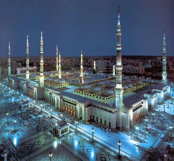 Best Places In The World To Live As A Muslim: Wallpaper Masjid Nabawi
