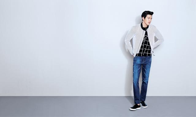Kim Woo Bin li lm mt lnh trong lot nh mi VTVVN 640x382